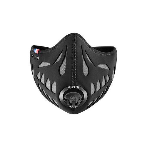 R-PUR Ghost Anti-Feinstaub Maske schwarz UNI