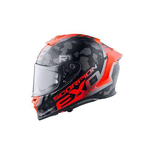 Scorpion Exo-R1 Air Integralhelm rot L