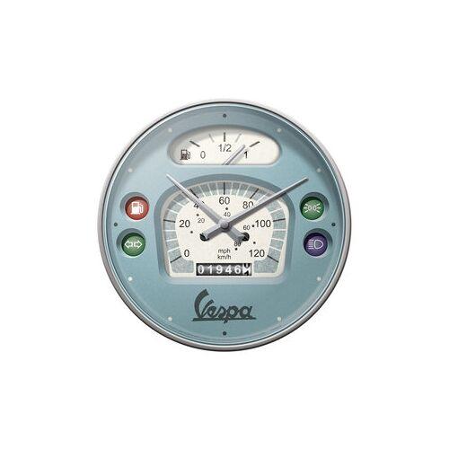 Vespa Wanduhr *Vespa Tacho* Durchmesser 31 cm