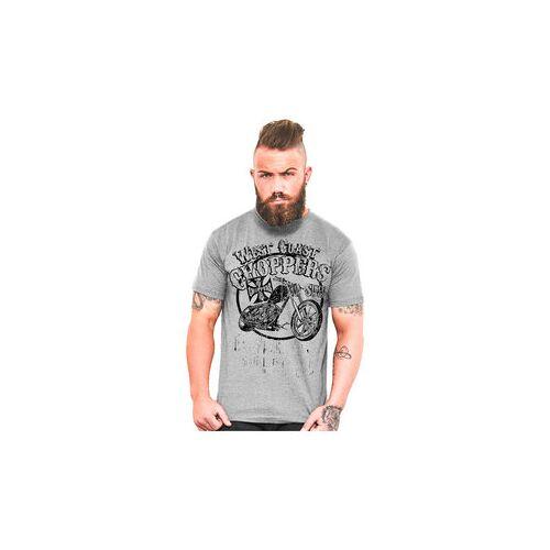 WCC El Diablo, T-Shirt grau M