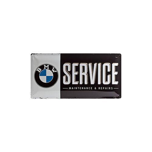 BMW Blechschild BMW Service