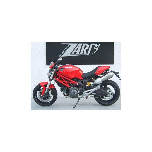 ZARD Auspuffanlagen Ducati Monster 1100/s
