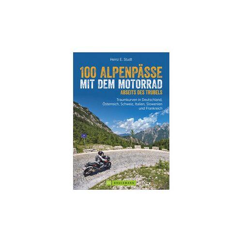 Bruckmann Verlag 100 Alpenpässe mit dem Motorrad
