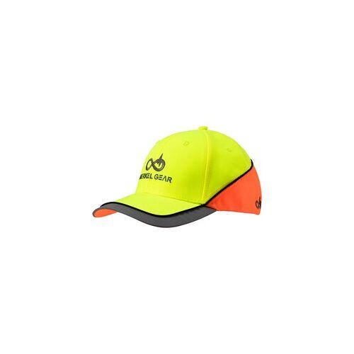 Merkel Gear High-Vis Yellow/Blaze Cap