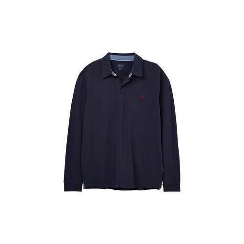Tom Joule Langarm-Piqué-Polo Woodwell  - Size: S M L XL XXL