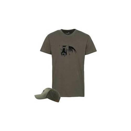 Parforce Set T-Shirt und Cap Keiler  - Size: 48/50 52 54 56/58 60/62