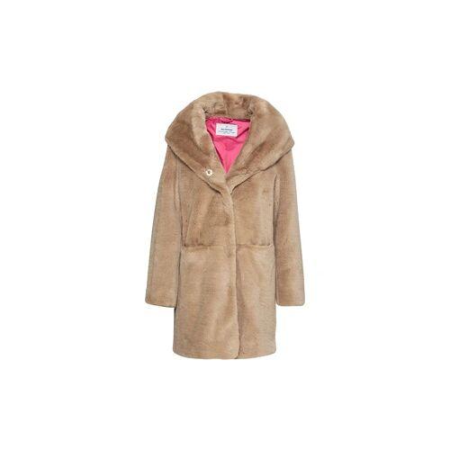 Milestone Fake Fur Mantel Finia  - Size: 36 38 40 42 44 46