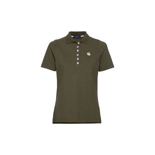 HIGHMOOR Poloshirt mit Stickerei  - Size: 36 38/40 42/44 46/48