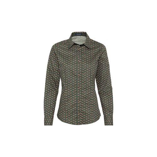 HIGHMOOR Bluse mit Fuchsmotiv  - Size: 34 36 38 40 42 44 46 48