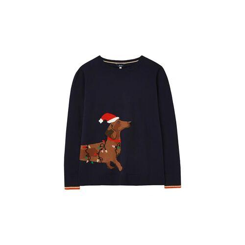Tom Joule Intarsien-Pullover Festive  - Size: UK 10 UK 12 UK 14 UK 16 UK 18 UK 20 UK 8