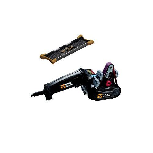 WorkSharp Messer- und Werkzeugschärfer mit Schleifgerät