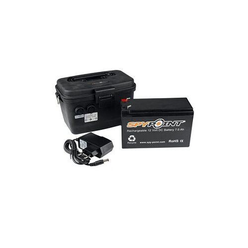 Spypoint Batterie-Set 12-Volt für Spypoint Kameras