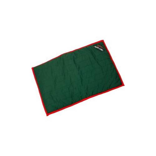 kleinmetall Hundekissen Softplace grün/rot