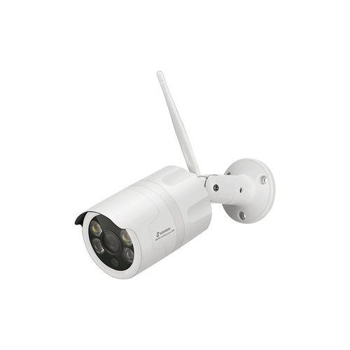 Stabo WLAN Outdoorcam Fisheye HD 110°