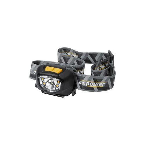 de.Power Stirnlampe DP-801 AAA-C