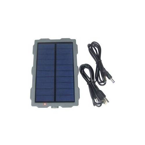 Solar Li-Ion Akku für Wildkameras 1500 mAh