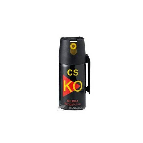 BALLISTOL Abwehrspray CS-KO, 50 ml
