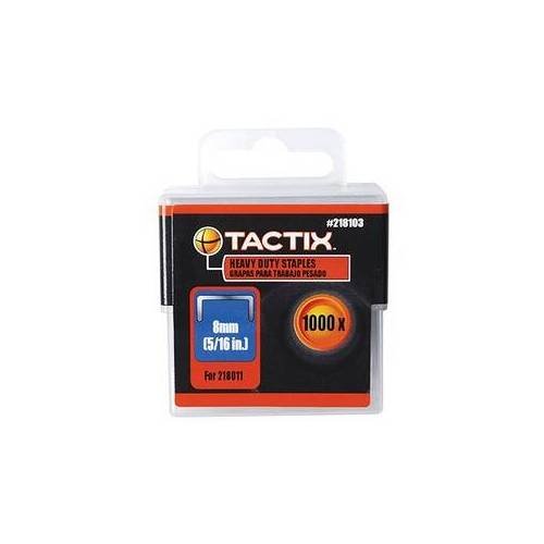 Tactix Klammern für Tactix Tacker 1000 Stück.