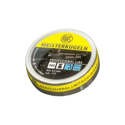 RWS 4,50mm Diabolos Meisterkugeln 0,45g