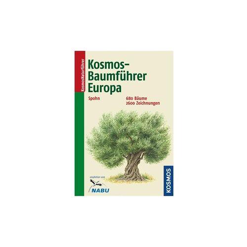 Kosmos Buch: Kosmos Baumführer Europa