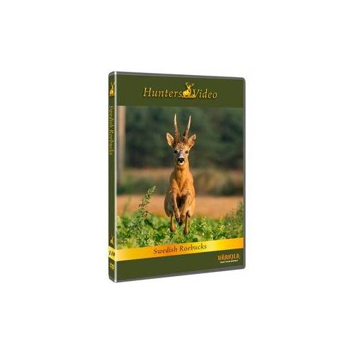 Hunters Video DVD: Schwedische Rehböcke