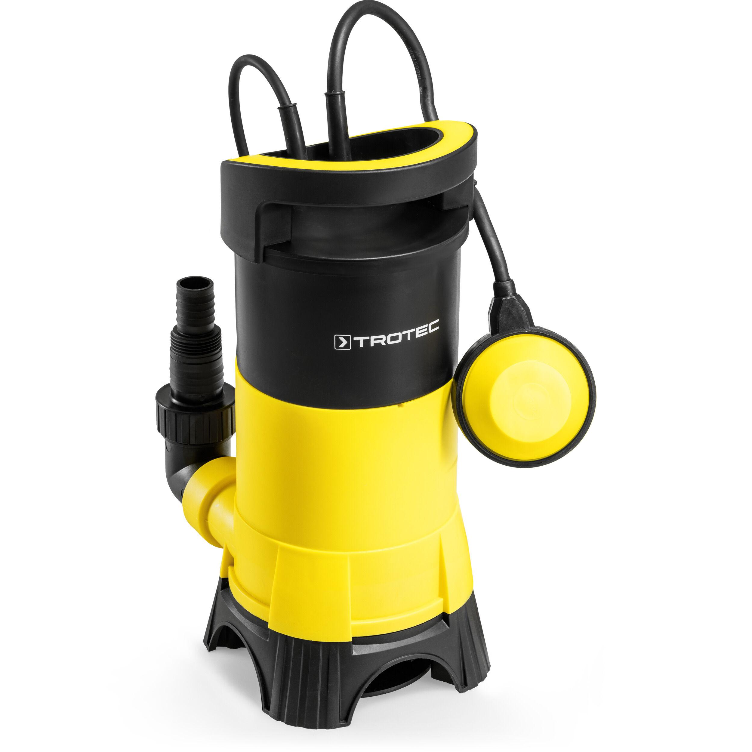 Trotec Schmutzwasser-Tauchpumpe TWP 7025 E