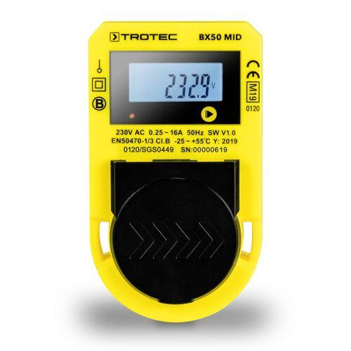 Trotec Energieverbrauchsmessgerät BX50 MID