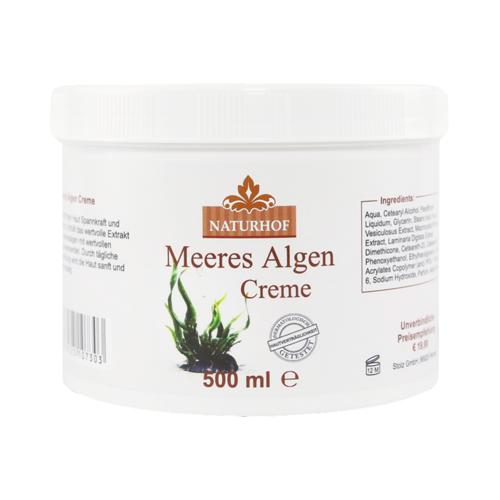 MEERESALGEN Creme 500 ml