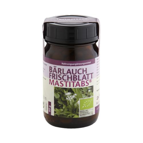 BÄRLAUCH FRISCHBLATT Mastitabs Dr.Pandalis Tabl. 160 St
