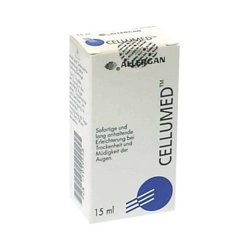 CELLUMED Augentropfen 15 ml