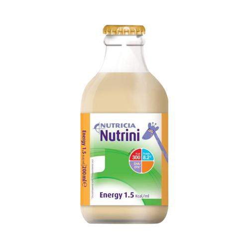 NUTRINI Energy Flasche 200 ml
