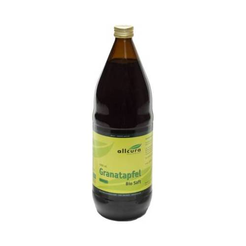 GRANATAPFEL BIO Saft 1000 ml