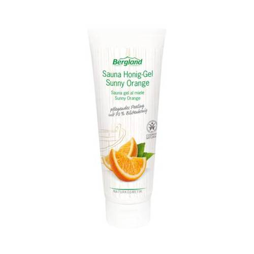 SAUNA HONIG-Gel sunny Orange 125 g