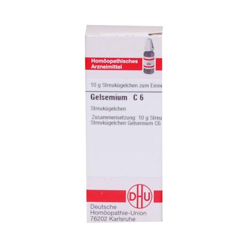 GELSEMIUM C 6 Globuli 10 g