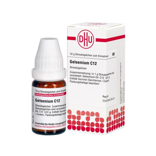 GELSEMIUM C 12 Globuli 10 g