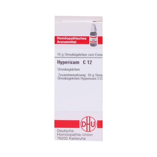 HYPERICUM C 12 Globuli 10 g