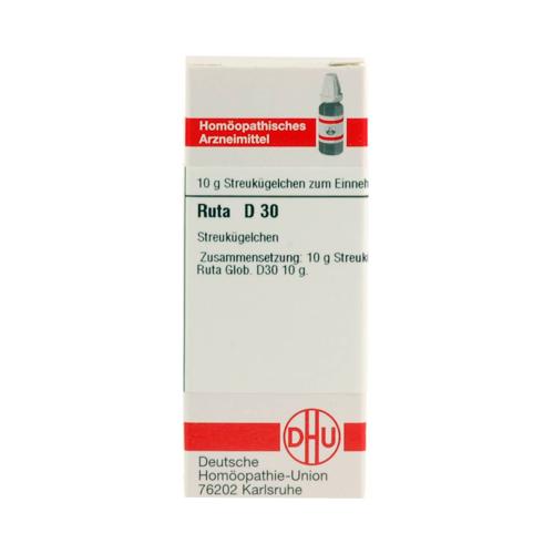 RUTA D 30 Globuli 10 g