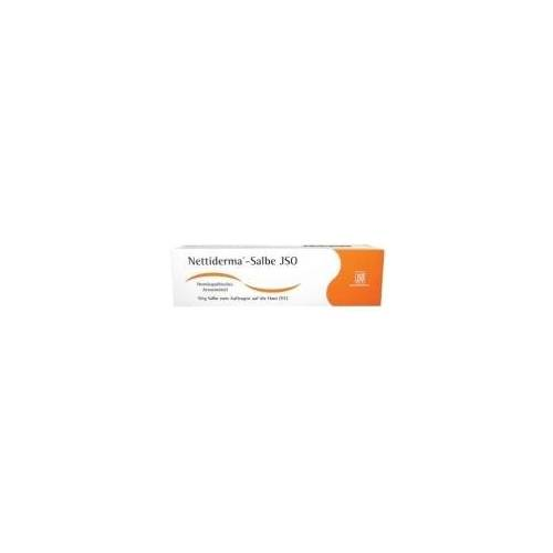 NETTIDERMA-Salbe JSO 50 g