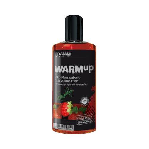 WARMUP Erdbeer Massageöl 150 ml
