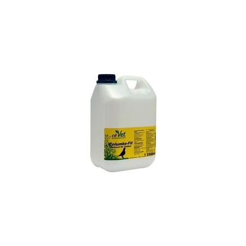 COLUMBA-FIT Futteröl f.Tauben 2500 ml