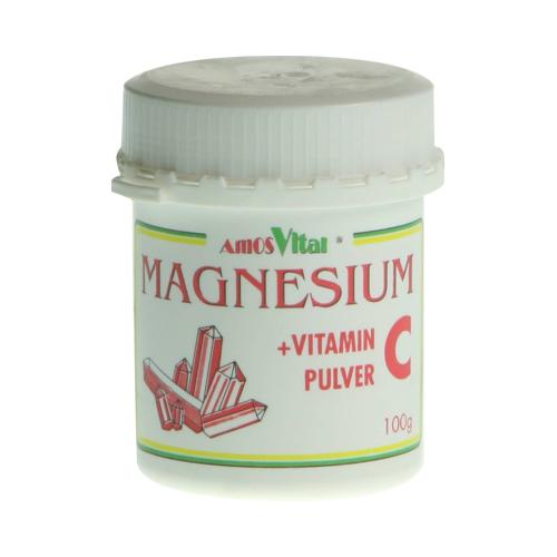 MAGNESIUM+VITAMIN C Soma Pulver 75 g