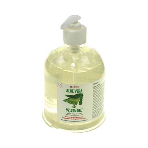 ALOE VERA GEL 97,5% Dr.Storz 500 ml