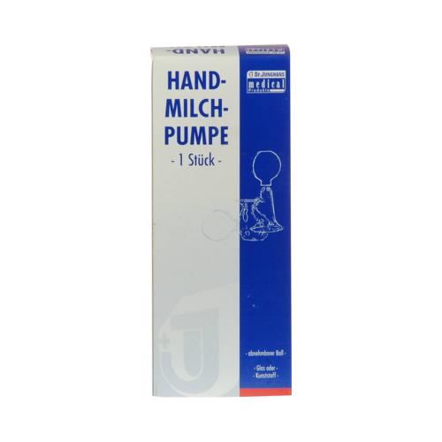 MILCHPUMPE Hand unzerbrechlich 1 St
