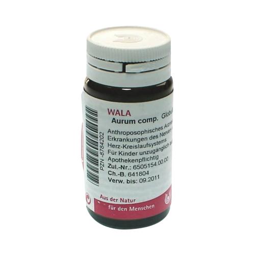 AURUM COMP Globuli 20 g