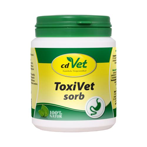 TOXIVET sorb Pulver für Hunde 150 g