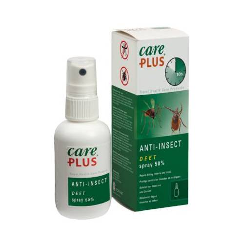 CARE PLUS Anti-Insect Deet Spray 50% 60 ml