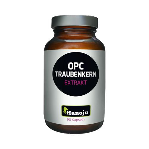 OPC EXTRAKT 400 mg Kapseln 90 St