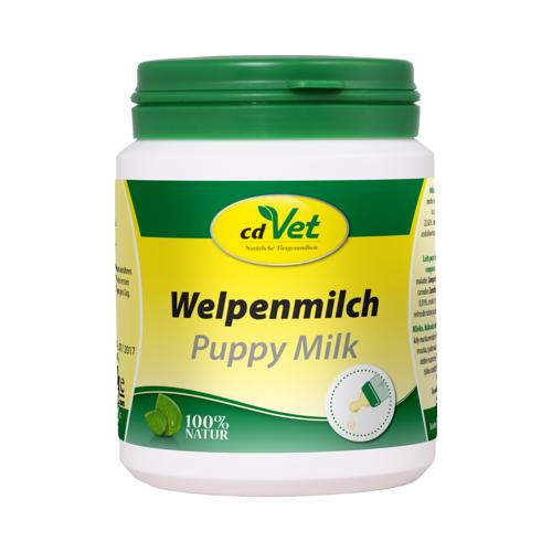 WELPENMILCH Pulver f.Hunde/Katzen/Nager 90 g
