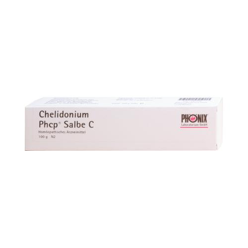CHELIDONIUM PHCP Salbe C 100 g
