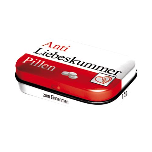 PILLENDOSE Anti Liebeskummer Pillen 1 St